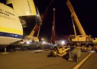 Loading AN 225 destined for Bahrain in Zurich